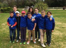 Inter écoles de Golf - 3 avril 2016 - Golf de Saint Thomas