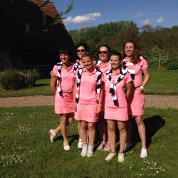 Equipes Dames 2015