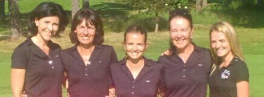 equipe Mid-Amateurs dames 2015