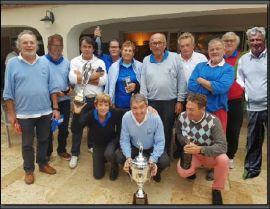 Equipe Vainqueur des Interclubs Seniors